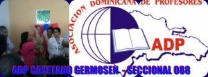 SECCIONAL 088 DEL MUNICIPIO DE CAYETANO GERMOSEN
