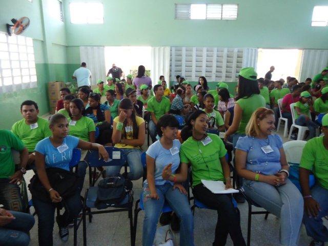 120  nuevos jóvenes líderes