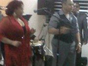 Andrea y Chicho Ruiz